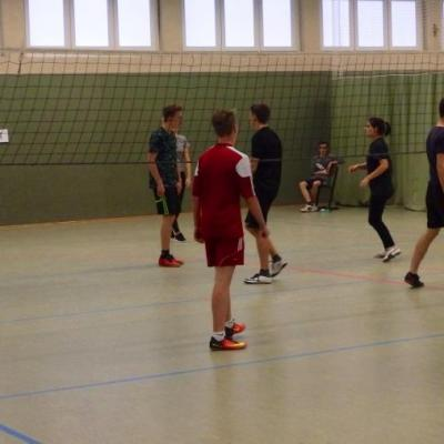 Volleyballturnier 21.12.2016